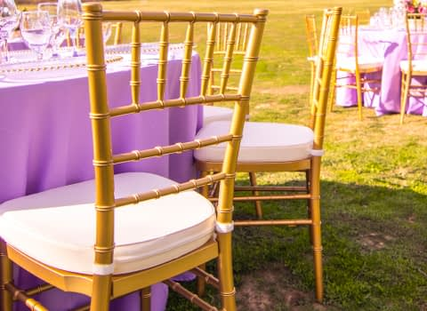 chair rentals Hollywood