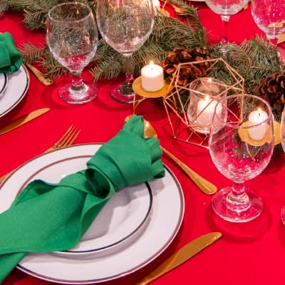 Party Rentals For Christmas