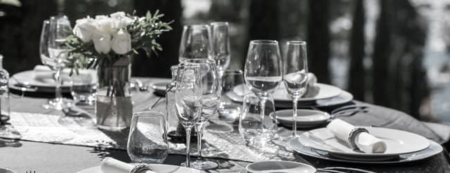 Hollywood Glassware Rentals