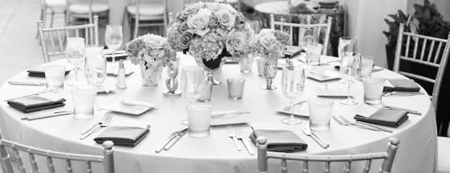 Tablecloth Rentals